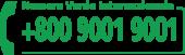 Numero verde internazionale - Investigazioni aziendali e servizi informativi